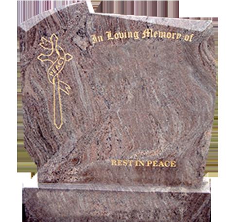Headstone HOR1014