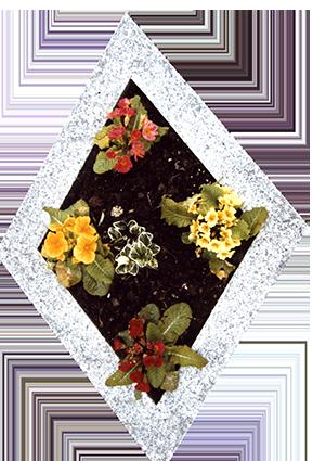 Flower bed HOR1034
